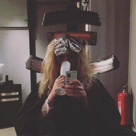 Hair During