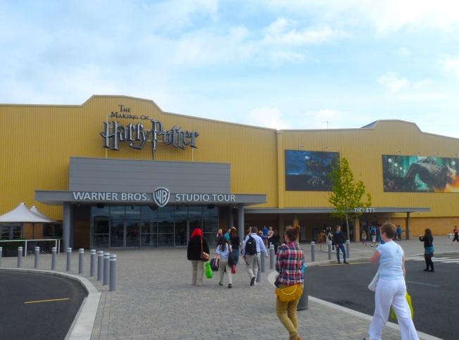HP Tour - Entrance