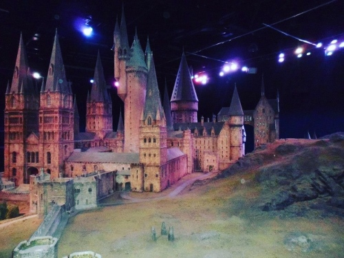 HP Tour - Hogwarts