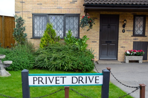HP Tour - Privet Drive