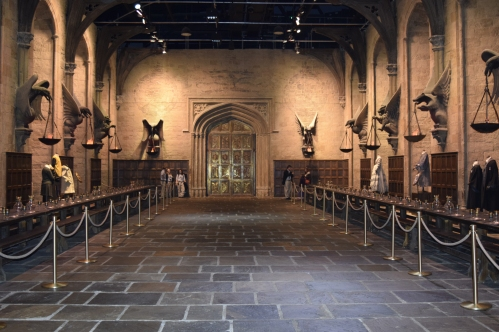 HP Tour - The Great Hall