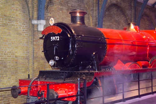 HP Tour - The Hogwarts Express