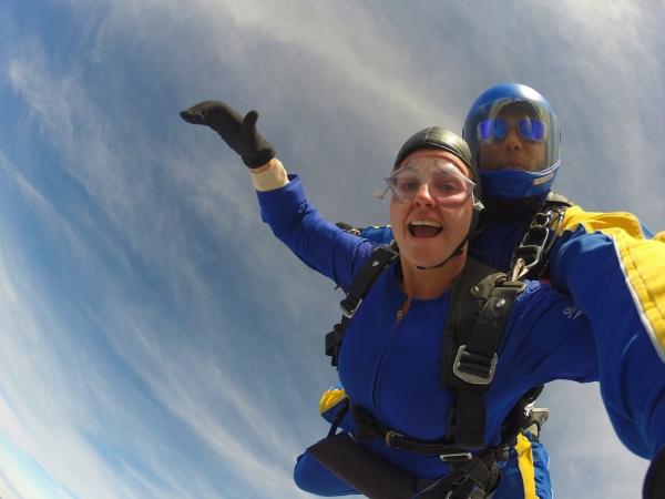 Skydive Taupo - Freefall