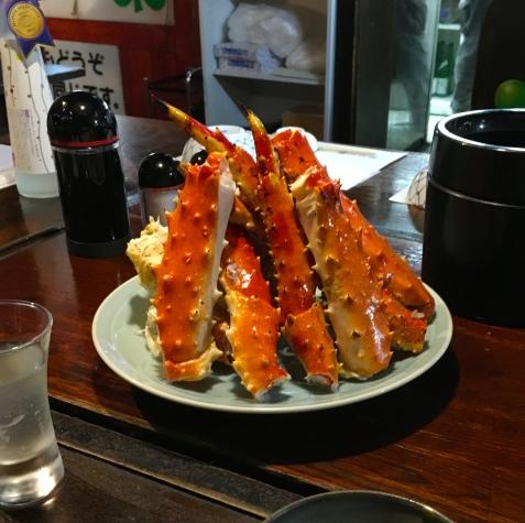 Shin Hinomoto - Crab