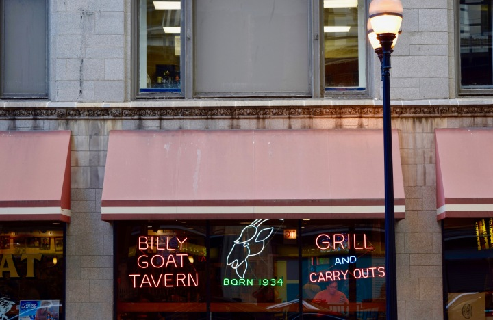 Billy Goat Tavern1