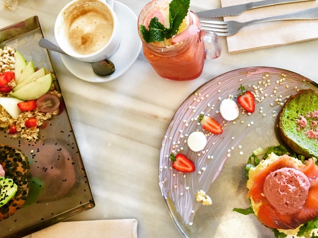 Barcelona: Breakfast, Lunch & Dinner – Kimberley in the City
