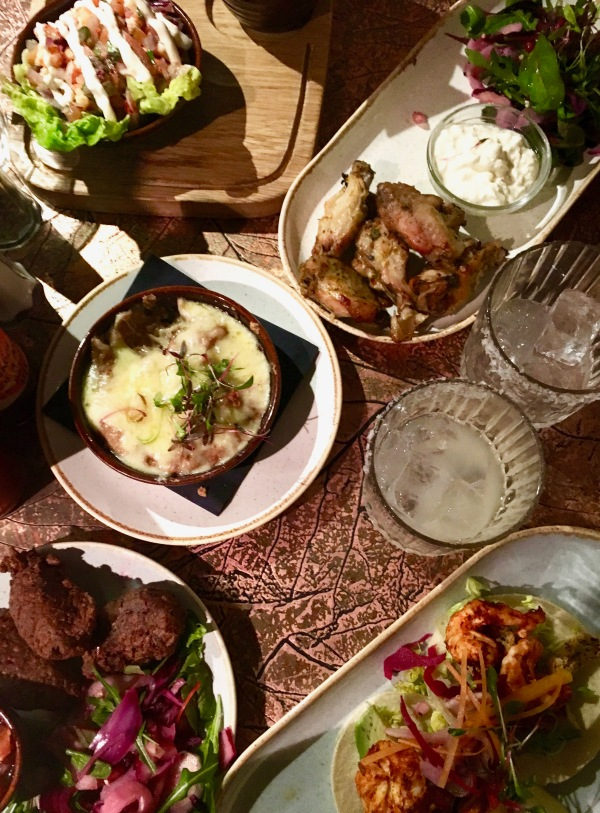 The Basement - Small Plates