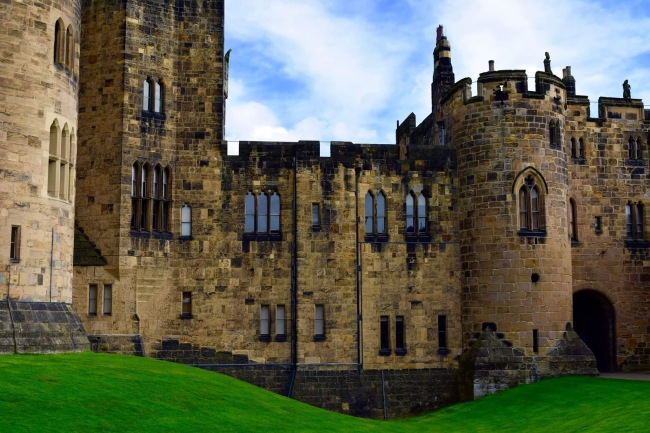Alnwick Castle1