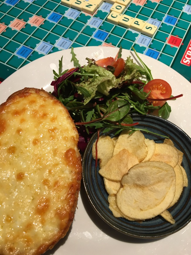 Blue Bear - Croque Monsieur