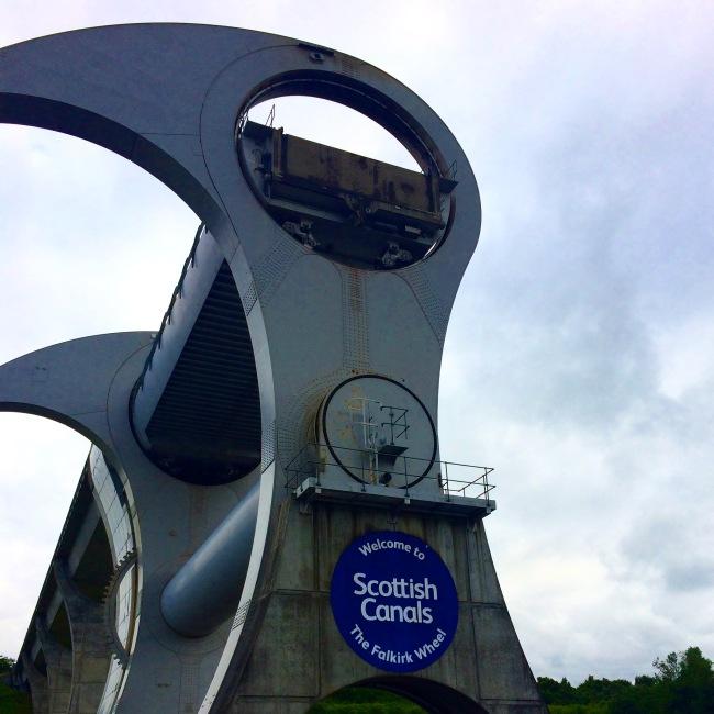 Falkirk Wheel1