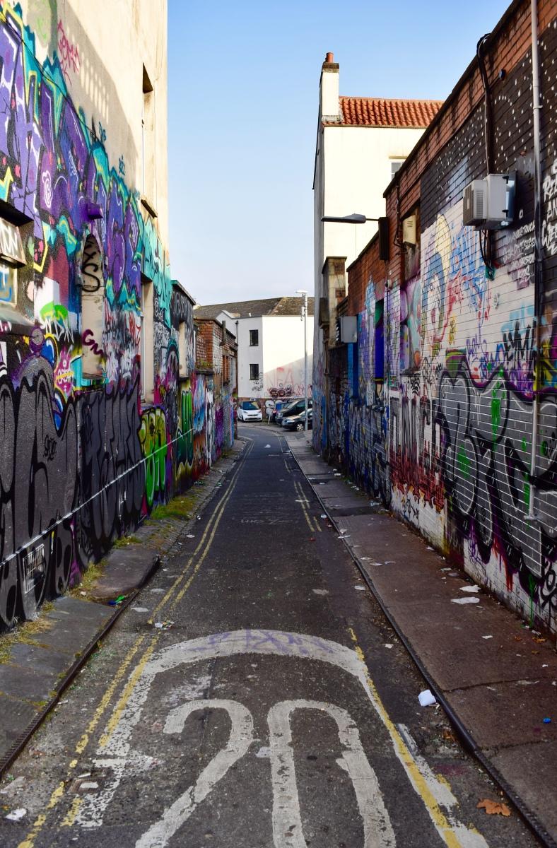 24 Hours in Bristol (& Bath)