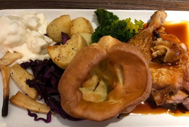 Salisbury Arms - Roast