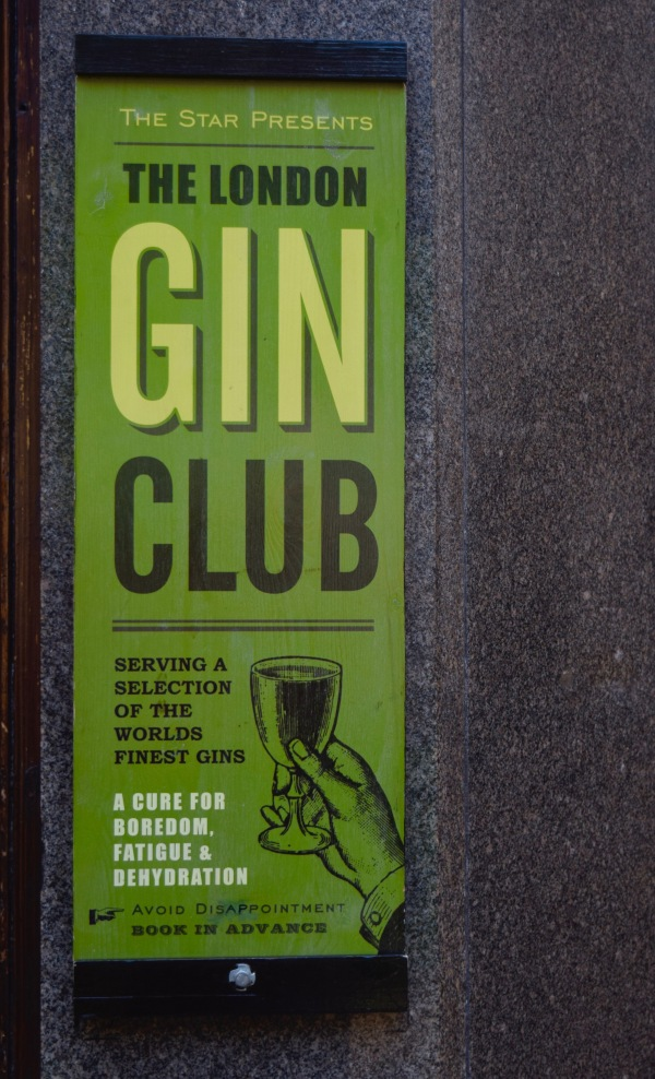 The London Gin Club1