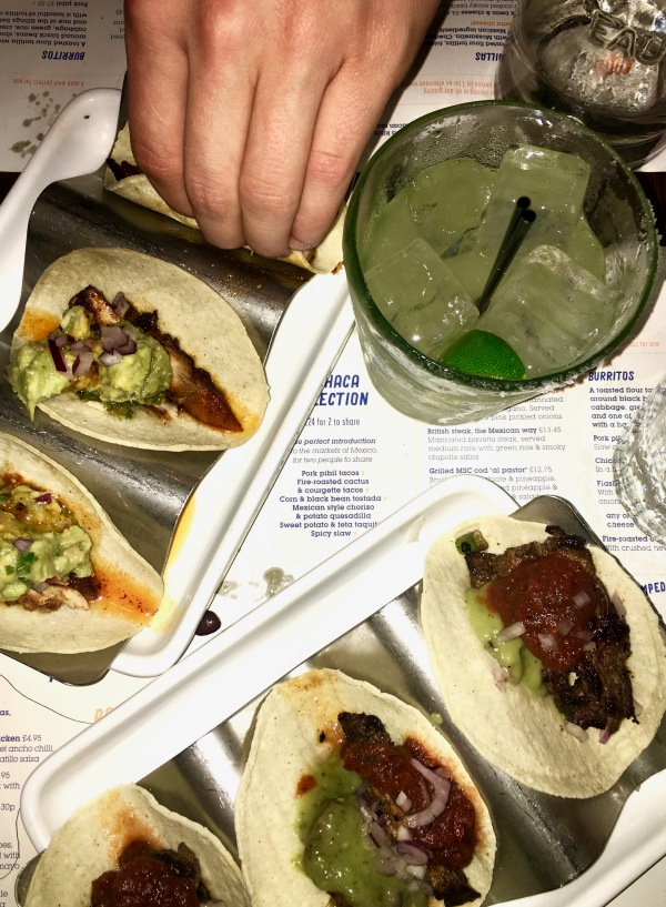 Wahaca - Tacos
