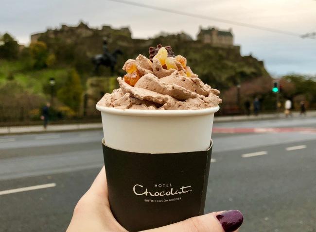 Hotel Chocolat - Salted Caramel & Clementine