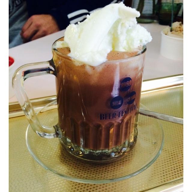 Mary's Milk Bar - Hot Chocolate