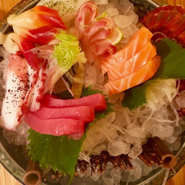 Kanpai - Sashimi