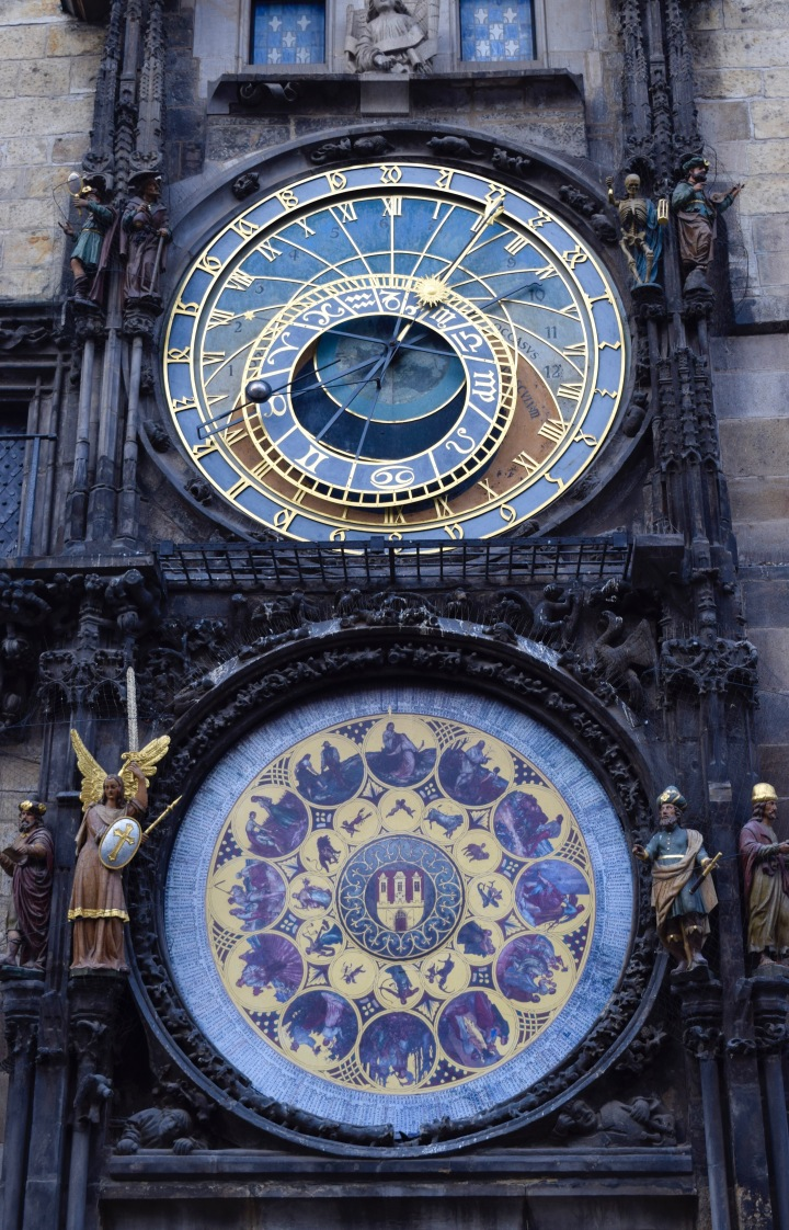 Astronomical Clock1