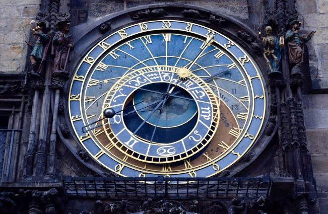 Astronomical Clock2