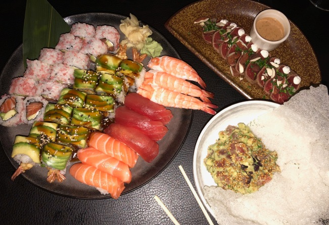Sticks n Sushi - Gala Platter2