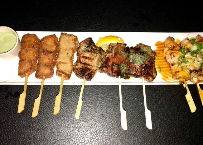 Sticks n Sushi - Gala Platter3