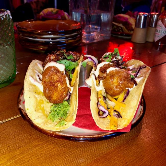 Diablo Loco - Fish Tacos
