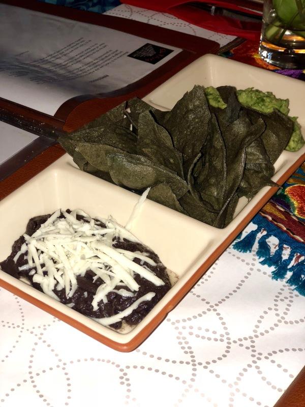 El Tajin - Chips & Dips