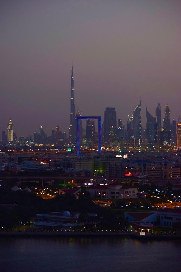 Nightime Skyline