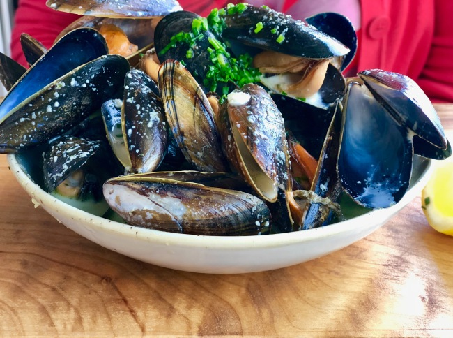 The Bothy - Mussels