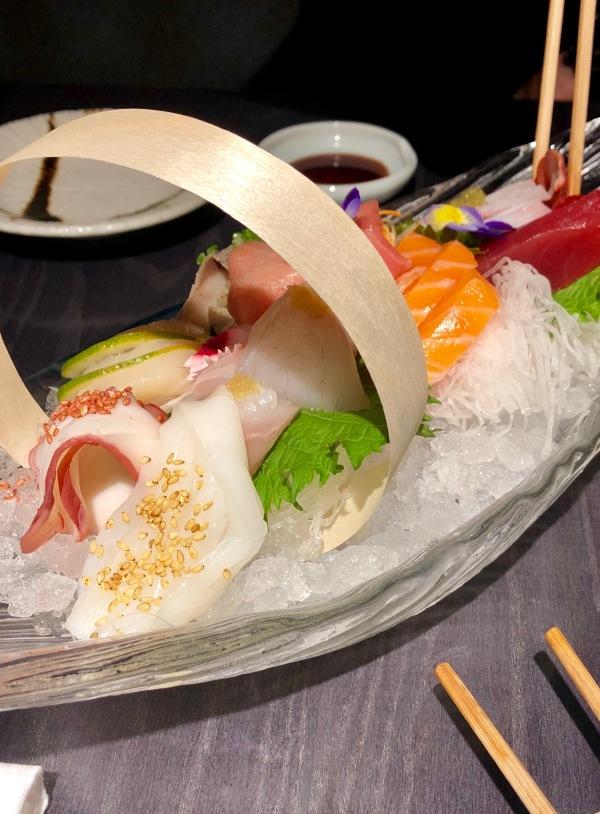 Yamato - Sashimi Set