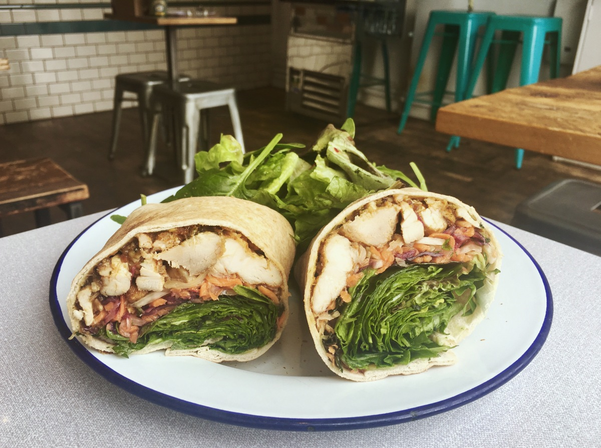 6 Healthy Cafes in Edinburgh