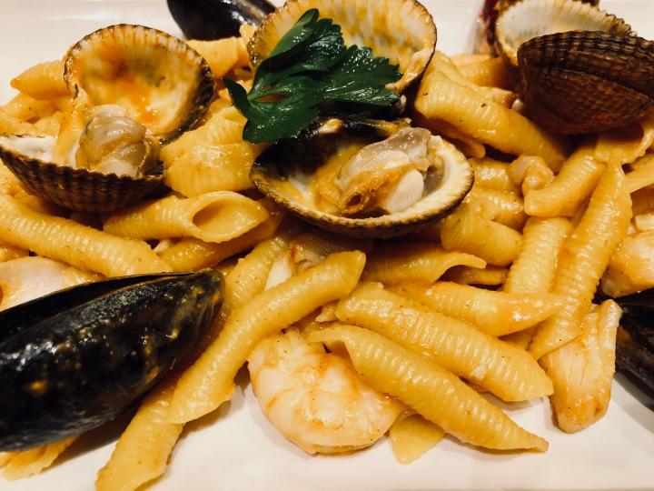 Osteria del Tempo Perso - Seafood Pasta