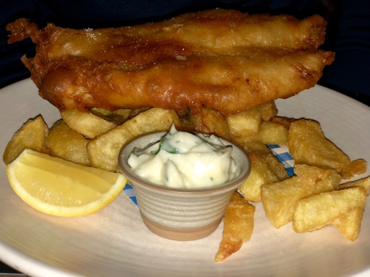 Scran & Scallie - Fish & Chips